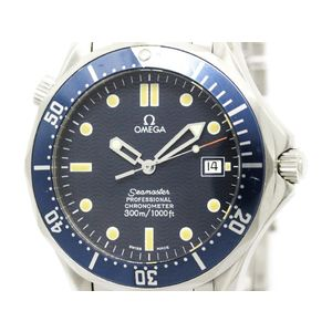 Omega Seamaster Automatic Stainless Steel Men's Sports Watch 2531.80