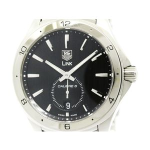 Tag Heuer Link Automatic Stainless Steel Men's Sports Watch WAT2110