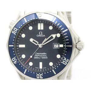Omega Seamaster Quartz Stainless Steel Men's Sports Watch 2541.80
