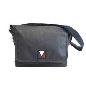 Louis Vuitton Men's Collection M50442 Cross Men's Messenger Bag Navy