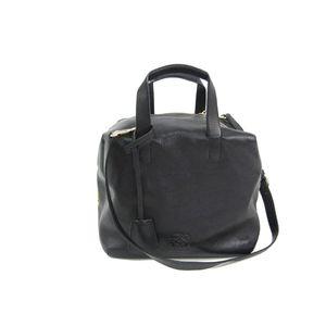 ロエベ(Loewe) 359.22.J20 オリガミ・クボ レディース ハンドバッグ ブラック