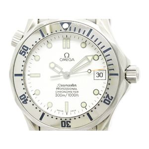 Omega Seamaster Automatic Stainless Steel Men's Sports Watch 2552.20