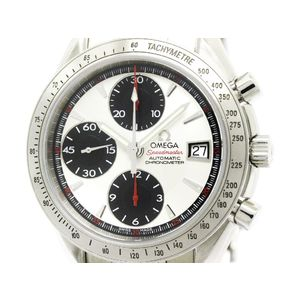 Omega Speedmaster Automatic Stainless Steel Men's Sports Watch 3211.31