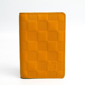 ルイ・ヴィトン(Louis Vuitton) ダミエアンフィニ オーガナイザー・ドゥ・ポッシュ N63147 ダミエアンフィニ カードケース ソラール
