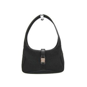 Salvatore Ferragamo 21-0734 Women's Shoulder Bag Black