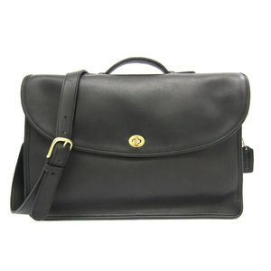 Coach 5265 Men's Briefcase Black