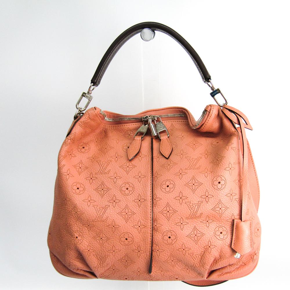 ルイ・ヴィトン(Louis Vuitton) マヒナ セレネPM M94276 レディース ハンドバッグ,ショルダーバッグ ローズ