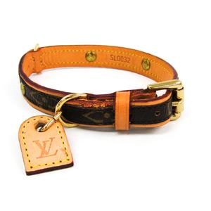 ルイ・ヴィトン(Louis Vuitton) モノグラム 犬 首輪 モノグラム コリエ・バクスターPM M58072
