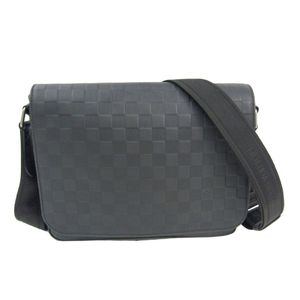 Louis Vuitton Damier Infini N41286 District PM Men's Shoulder Bag