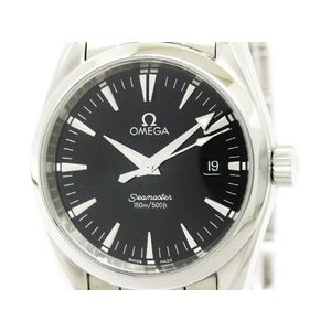 Omega Seamaster Quartz Stainless Steel Men's Sports Watch 2518.50