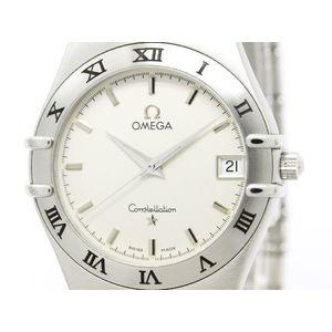Omega Constellation Quartz Stainless Steel Men's Dress Watch 1512.30