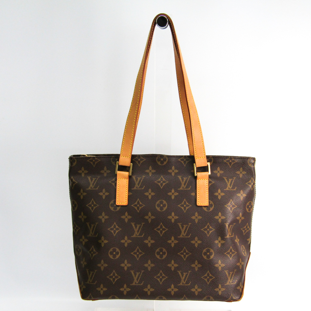 Louis Vuitton Monogram Cabas Piano M51148 Women's Tote Bag Monogram