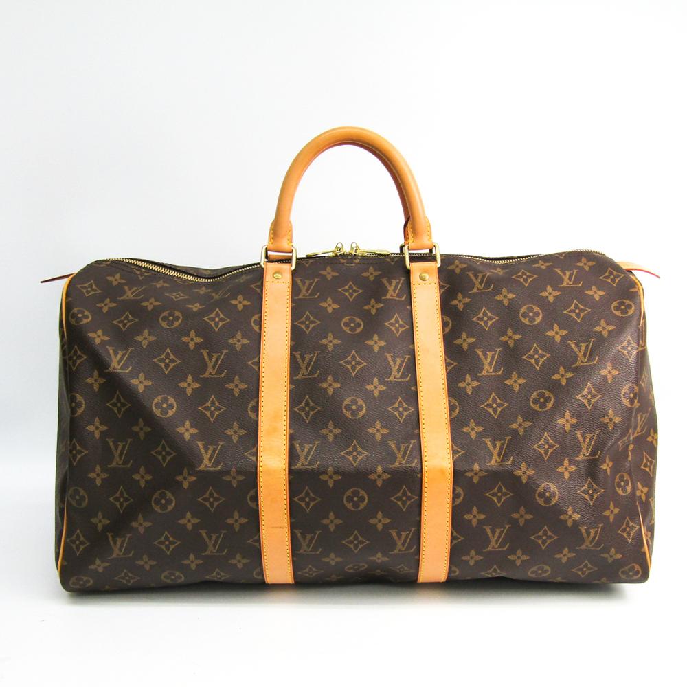 ルイ・ヴィトン(Louis Vuitton) モノグラム キーポル50 M41426 レディース ボストンバッグ モノグラム