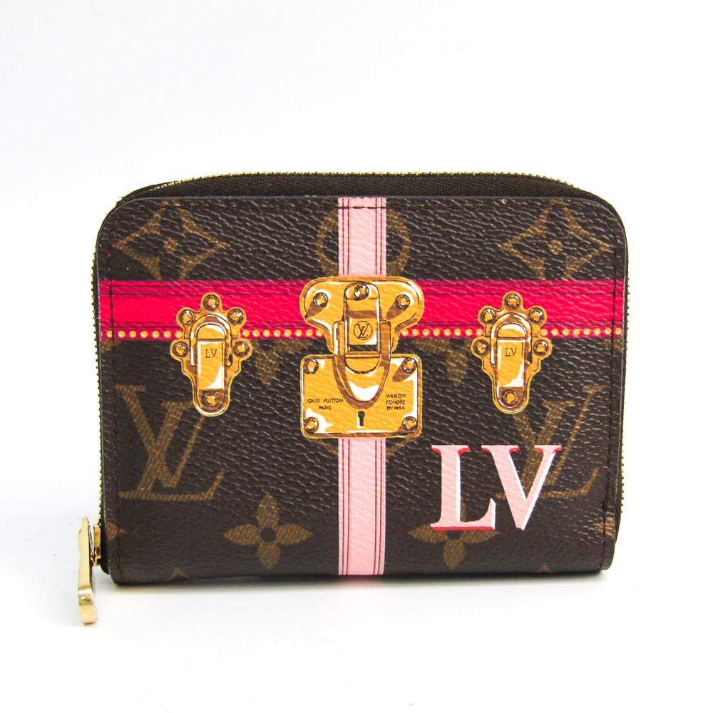 Louis Vuitton Monogram Zippy · Coin Purse Trunk Collection M62617 Women's Monogram Coin Purse/coin Case Monogram