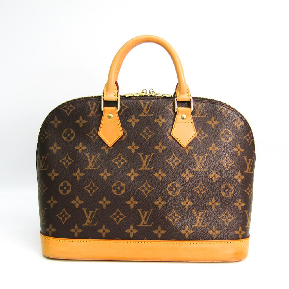 Louis Vuitton Monogram Alma M51130 Handbag Monogram