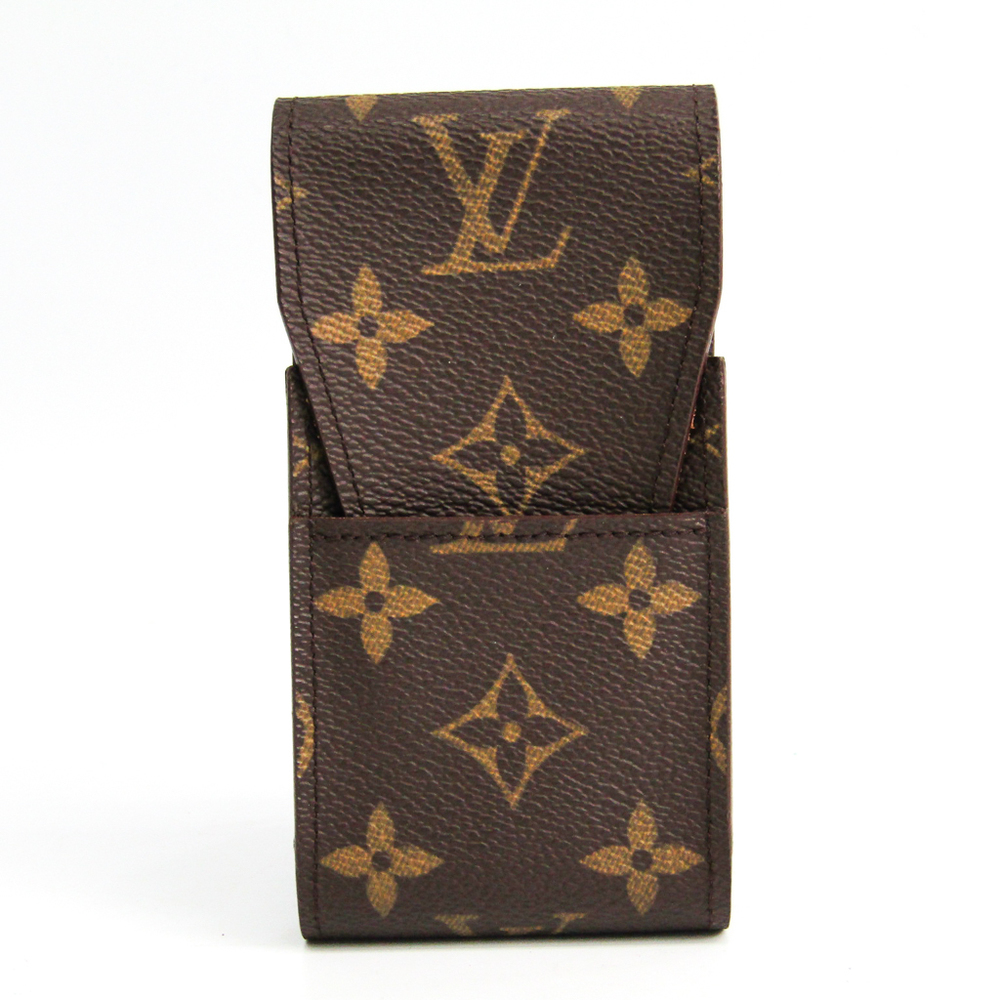 ルイ・ヴィトン(Louis Vuitton) タバコケース モノグラム モノグラム エテュイ・シガレット M63024