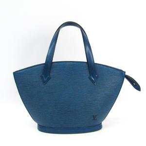ルイ・ヴィトン(Louis Vuitton) エピ サン・ジャック M52275 ハンドバッグ トレドブルー