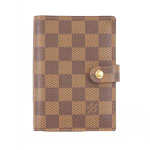 ルイヴィトン 手帳カバー ダミエ アジェンダ PM R20700