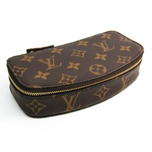 Louis Vuitton Monogram Poche Monte-Carlo M47352 Jewelry Case Monogram Monogram