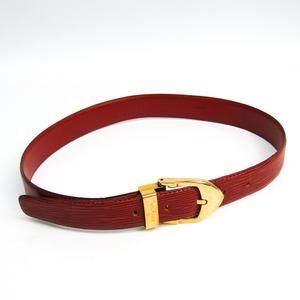 ルイ・ヴィトン(Louis Vuitton) エピ サンチュール・クラシック R15003 メンズ エピレザー ベルト 85