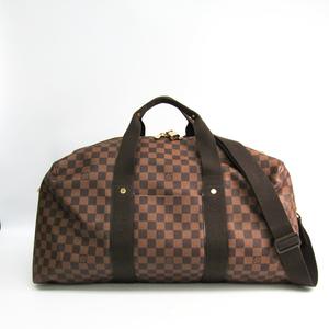 ルイ・ヴィトン(Louis Vuitton) ダミエ ウィークエンダーGM N41139 ボストンバッグ エベヌ