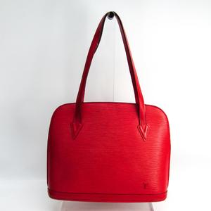 ルイ・ヴィトン(Louis Vuitton) エピ リュサック M52287 ショルダーバッグ カスティリアンレッド