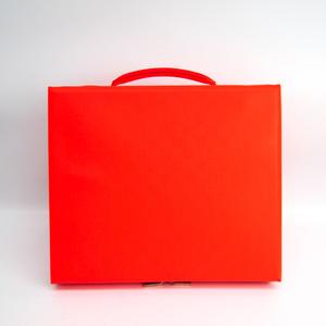 ルイ・ヴィトン(Louis Vuitton) ダミエグラセ ルーク M92156 ユニセックス ブリーフケース ネオンオレンジ