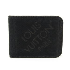 ルイ・ヴィトン(Louis Vuitton) ダミエジェアン M93548 ダミエジェアン 財布(二つ折り) ノワール