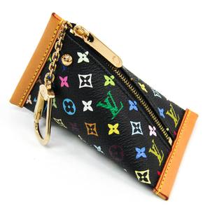 ルイ・ヴィトン(Louis Vuitton) モノグラムマルチカラー M58029 モノグラムマルチカラー 小銭入れ・コインケース ノワール