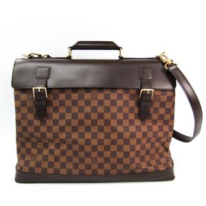 ルイ・ヴィトン(Louis Vuitton) ダミエ ウエストエンドPM N41130 ショルダーバッグ エベヌ