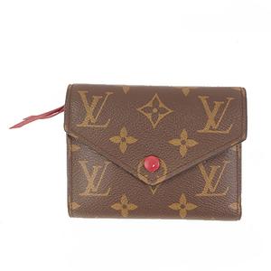 Auth Louis Vuitton Monogram  Victorine M41938