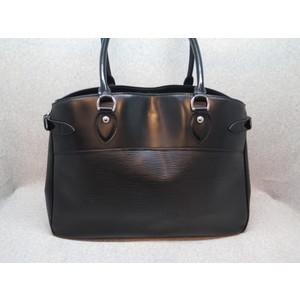 Louis Vuitton Epi Passy GM M59252 Handbag Noir