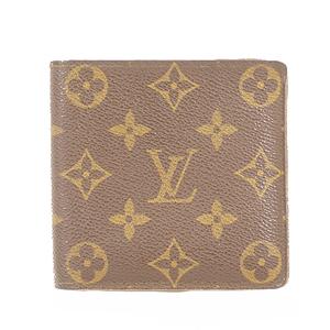 ルイ ヴィトン 二つ折り財布 モノグラム ポルトビエカルトクレディモネ M61665