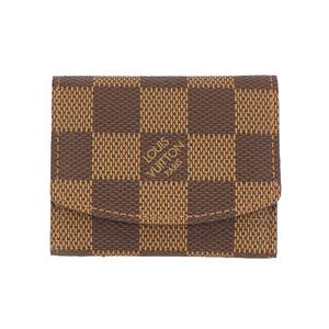 ルイ・ヴィトン(Louis Vuitton) ダミエ  アクセサリー カフスケース Cufflink case