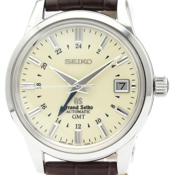 セイコー(Seiko) グランドセイコー 自動巻き ステンレススチール(SS) メンズ ドレスウォッチ SBGM021(9S66-00A0)