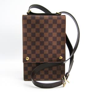 ルイ・ヴィトン(Louis Vuitton) ダミエ ポートベロー N45271 ショルダーバッグ エベヌ