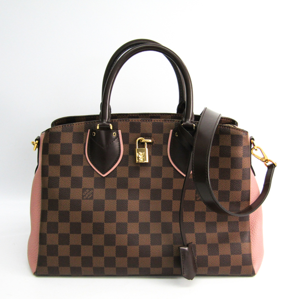 ルイ・ヴィトン(Louis Vuitton) ダミエ ノルマンディー N41488 レディース ハンドバッグ,ショルダーバッグ ダミエ,マグノリア