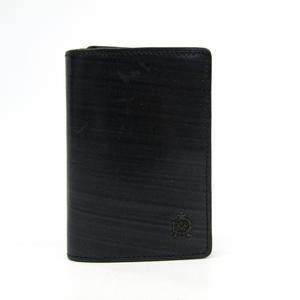 ダンヒル(Dunhill) 6連 メンズ レザー キーケース ブラック,グレー