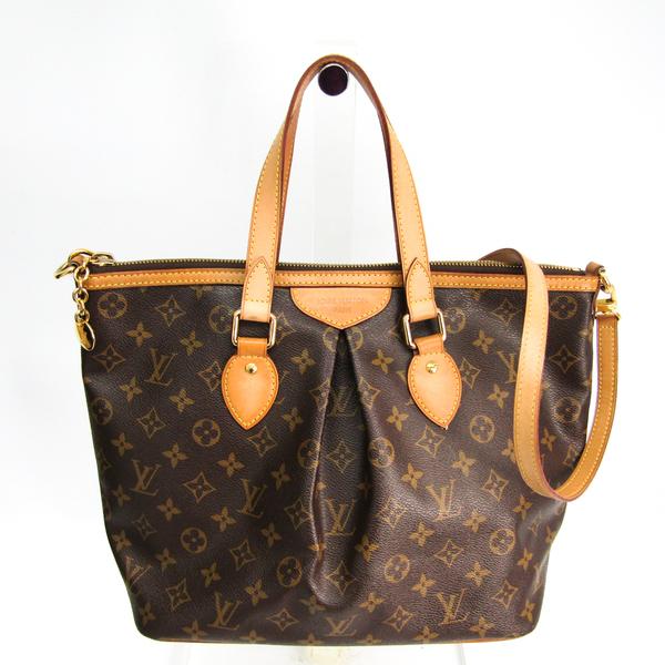 Louis Vuitton Monogram Palermo PM M40145 Women's Shoulder Bag Monogram
