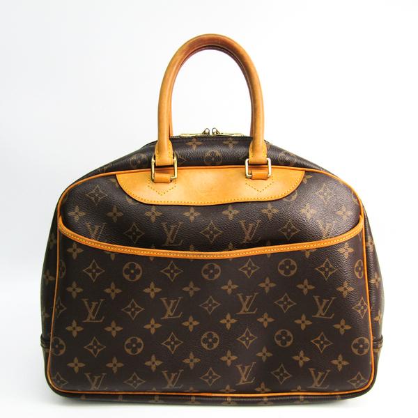 Louis Vuitton Monogram Deauville M47270 Women's Handbag Monogram