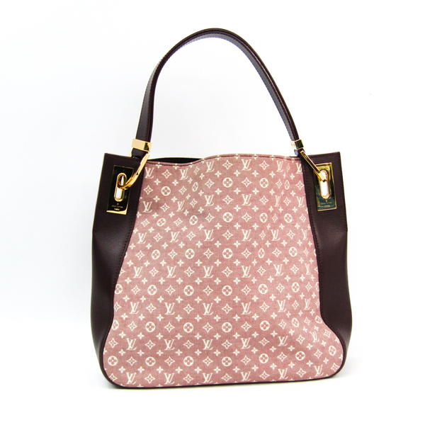 Louis Vuitton Monogram Idylle Rendezvous M40746 Women's Shoulder Bag Sepia