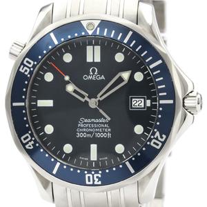 【OMEGA】オメガ シーマスター プロフェッショナル 300M ステンレススチール 自動巻き メンズ 時計 2531.80