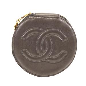 Chanel Cocomark Accessory Case Jewelry Case