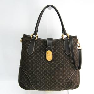 ルイ・ヴィトン(Louis Vuitton) モノグラムミニリン ブザス・アンジェール M95617 レディース ハンドバッグ,ショルダーバッグ エベヌ