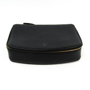 Louis Vuitton Epi Poche Monte-Carlo M48362 Jewelry Case Noir Epi Leather