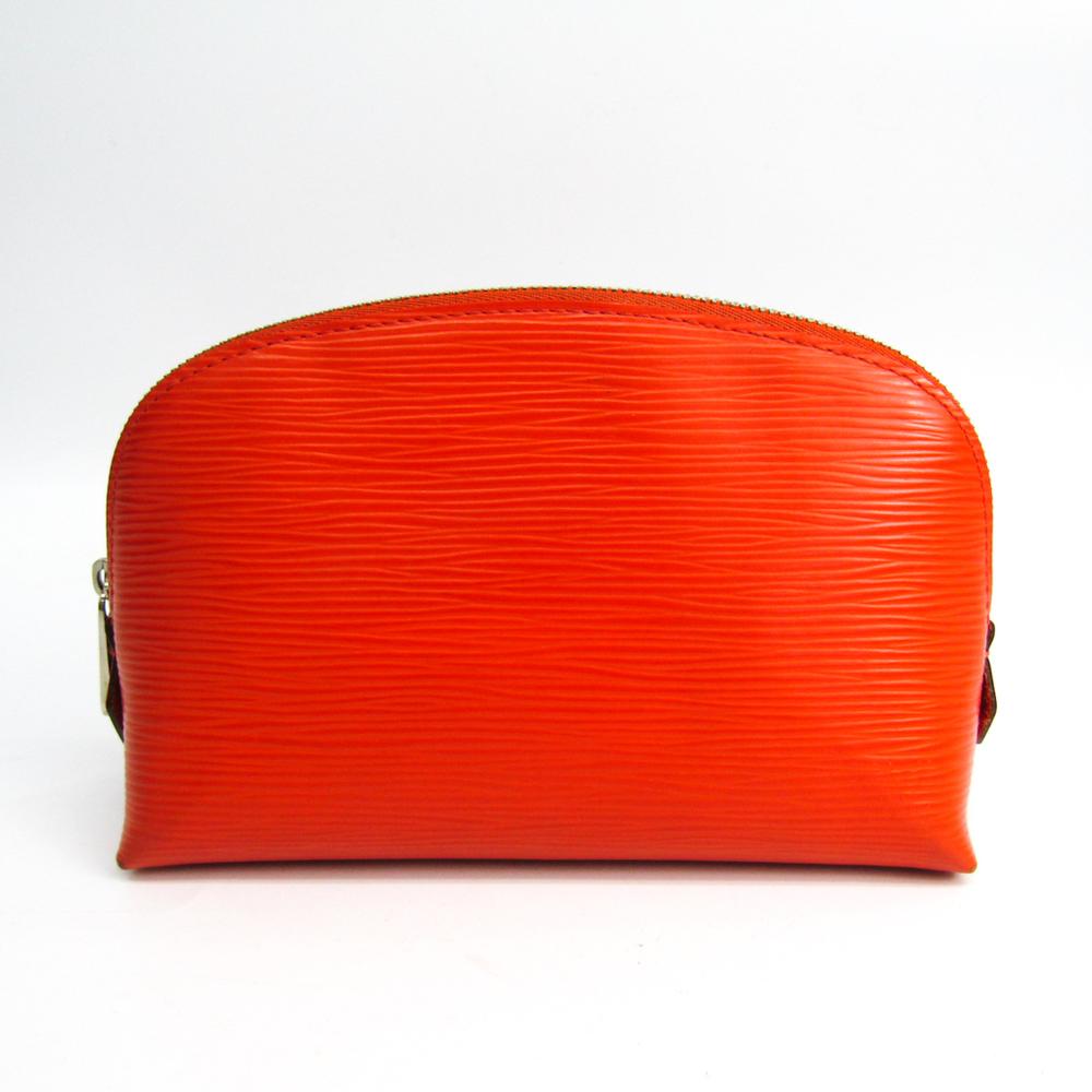 ルイ・ヴィトン(Louis Vuitton) エピ ポシェット・コスメティック M40642 レディース ポーチ ピモン