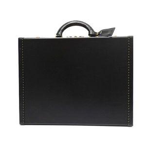 Louis Vuitton Nomad Men's Attaché Case Black