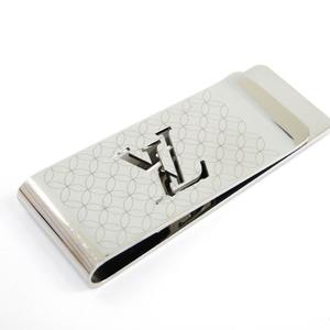 ルイ・ヴィトン(Louis Vuitton) パンス・ビエ・シャンゼリゼ M65041 ステンレススチール(SS) マネークリップ シルバー