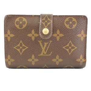 ルイヴィトン 二つ折り財布 モノグラム ポルトフォイユヴィエノワ M61674