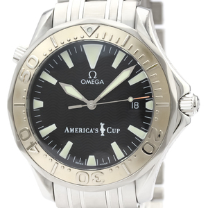 Omega Seamaster Automatic Stainless Steel,White Gold (18K) Men's Sports Watch 2533.50
